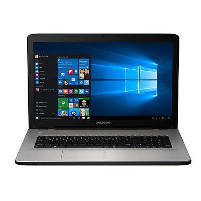 """MEDION AKOYA E7419 MD 60025 Notebook 43,9cm/17,3"""" LED Intel 1TB 8GB Windows 10"""