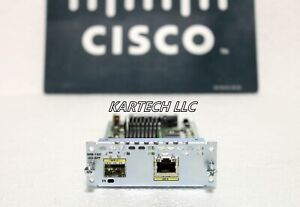 Cisco-NIM-1GE-CU-SFP-1-Port-GE-SFP-for-ISR-4000-and-4300-Series