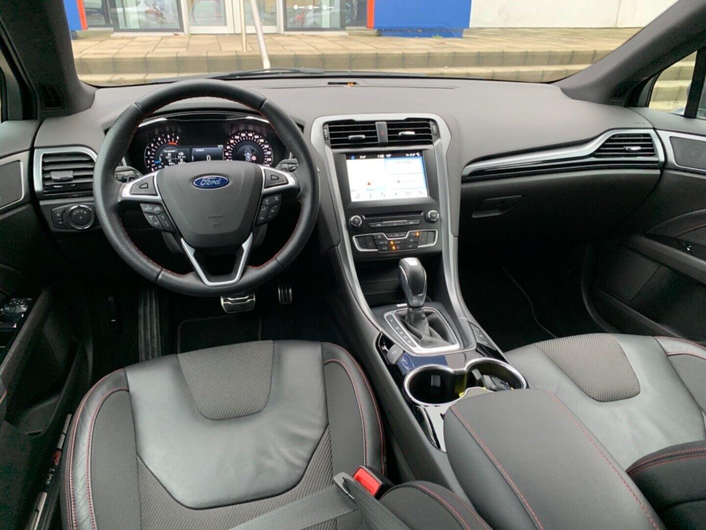Ford Mondeo 2,0 TDCi 150 ST-Line stc. aut. - billede 6