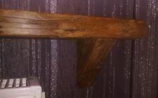 Fatto a mano rustico GALLEGGIANTE RADIATORE Scaffale recuperata Pino Antico 500 mm RADIATORE