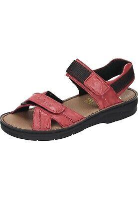 Rieker Sandalen Outdoor Sandaletten Damenschuhe rosa 65479