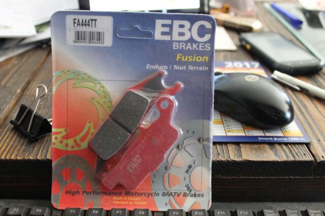 EBC MOTORCYCLE BRAKE PADS FA444TT  FA444TT NEW