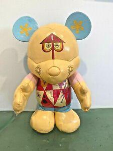 "Disney Vinylmation Park Series 1 Small World 9"" Mickey LE 600 Monty Maldovan HTF"