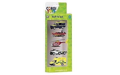 TY66089U Corgi Toys 5 Pack Rescue