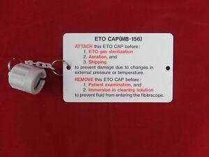 Olympus MB-156 ETO Cap Fiberscopes Gas Sterilization, Aeration, Shipping, NEW!