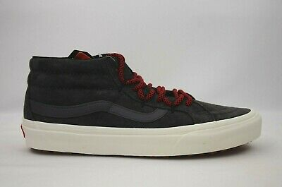 Vans SK8 Mid Reissue (Mte) Forged Iron Men's Size 7.5 New in Box VN0A3TKQUCR   eBay