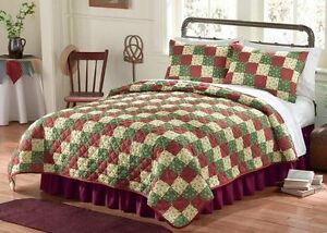Old Fashioned Coverlet