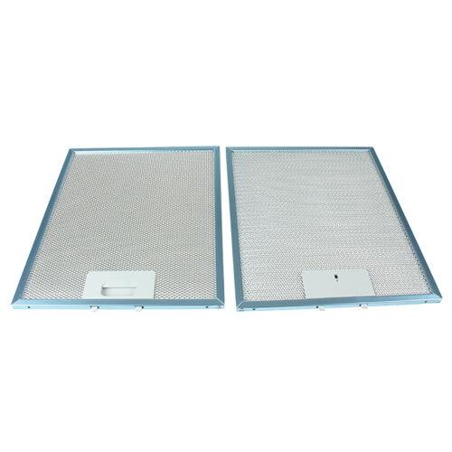 2 X Metall Ofen Dunstabzugshaube Abzugventilator Entlüftung Filter für Baumatic