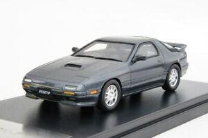 1-43-HI-STORY-HS081BK-MAZDA-SAVANNA-FC3S-RX7-GT-X-1989-BLACK-model-car