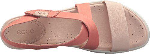 ECCO Womens Damara Crisscross Pick Sandal 41EU (10- US)- Pick Crisscross SZ/Color. 385e2a