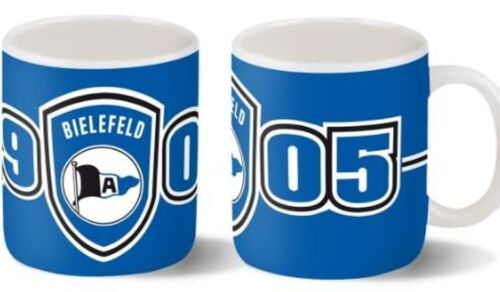"Arminia Bielefeld Kaffeebecher /""1905/"" Fanartikel Tasse Becher"