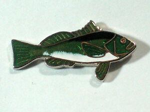 Enthusiastic Vogelstange Pin Fisch Anstecker A Complete Range Of Specifications 1 Pin Die Größere Größe