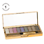 9-Colors-Shimmer-Eyeshadow-Eye-Shadow-Palette-amp-Makeup-Beauty-Cosmetic-Brush-Set miniature 13