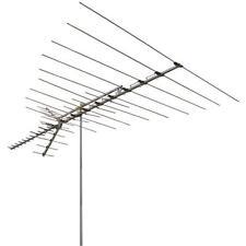 RCA 100-mile Outdoor Digital TV Antenna with 150-inch Boom Hi-Def Digital Signal
