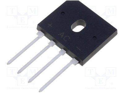 4x GBU15M Einphasen Brückengleichrichter Urmax 1000V If 15A Ifsm 240A