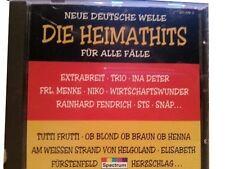 Neue Deutsche Welle-Heimathits für all Fälle Trio, Sts, Ina Deter, Frl. M.. [CD]