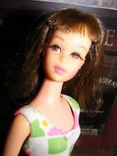 BREATHTAKING!! FRANCIE Vintage 1966 BRUNETTE Hair BENDABLE LEG Doll Barbie 1st