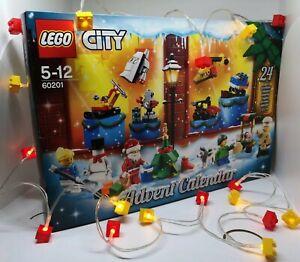 LEGO-20-Festive-Lumiere-Briques-ideal-pour-LEGO-ADVENT-CALENDAR-Village-de-Noel