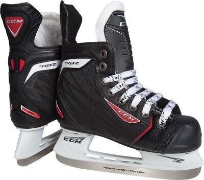 New CCM RBZ Zone Ice Hockey Skates Junior Size 4 Width D Kids