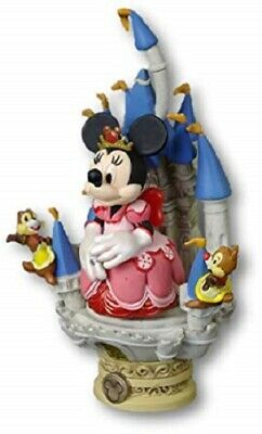 3  Queen Minnie Mouse Figure Square-Enix Kingdom Hearts 2 Formations Arts Vol