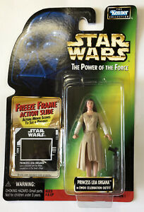 NEW-Star-Wars-POTF-Princess-Leia-in-Ewok-Celebration-Outfit-Kenner-1997