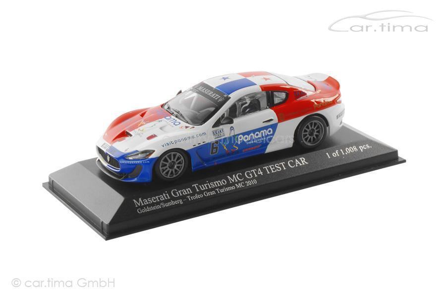 Maserati Gran Turismo MC gt4-trofeo Gran Turismo MC 2010-orostein sumberg