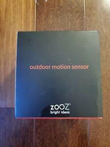 Zooz Z-Wave Plus S2 Outdoor Motion Sensor ZSE29
