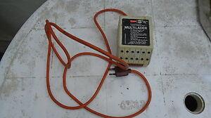 Vintage-Lot-piste-voiture-radiocommandee-thermique-RC-1-8-chargeur-accu-graupner