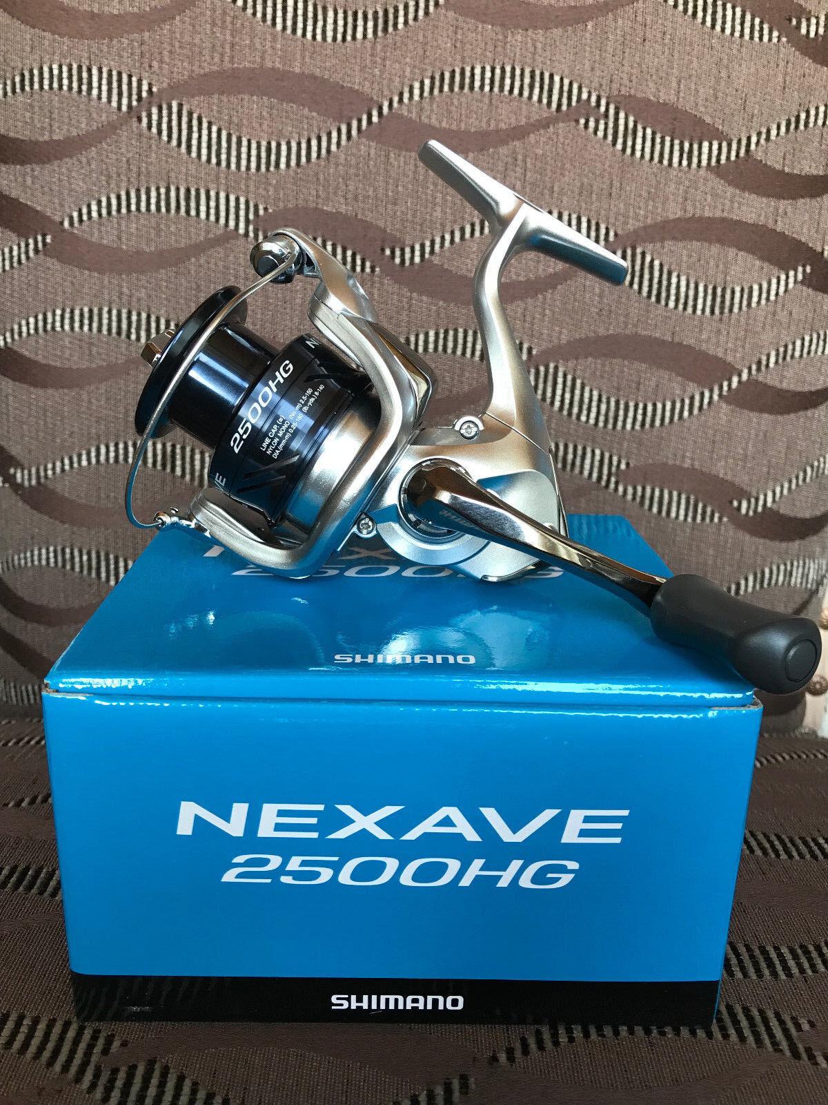 Shimano Nexave 2500HG FE Spinnrolle