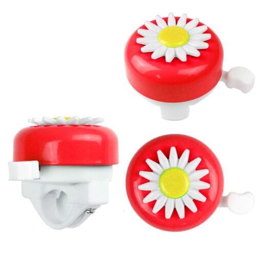 Bicycle Daisy Bell Horns Child Cycling Alarm Bell Cute Lovely Decor Horn Useful