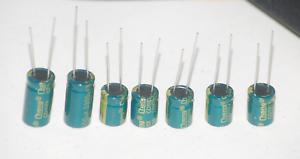 7pc Original XBOX V1.0 Motherboard Capacitor Replacement Repair kit