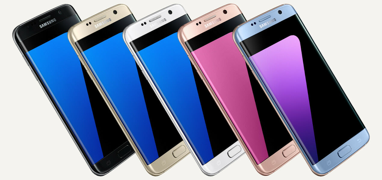 Samsung Galaxy S7 Edge Sm G935f 32gb For Sale Online Ebay