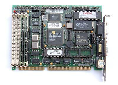 Verantwortlich Scitex Dolev Cpu Board Cpu-286 503c27694 Druckerei & Copyshop