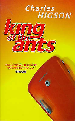 King of the Ants, Higson, Charlie | Paperback Book | Acceptable | 9780349111032