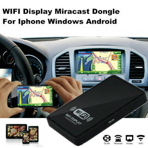 Consumer Electronics Car WiFi Display Mirror Link Box Miracast DLNA