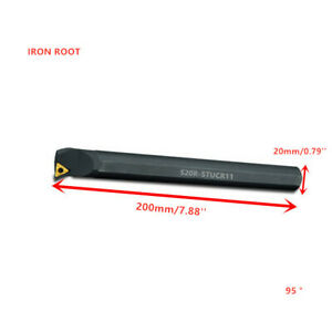 S20R-STUCR11 CNC Lathe Internal Turning Tool Holder Boring Bar For TCMT11 Insert