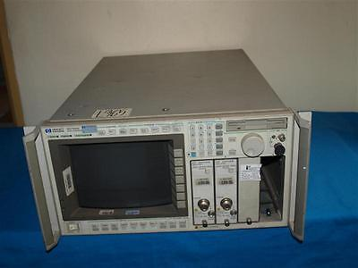 Hp Agilent 54720d Oscilloscope W/ 2pcs 54712a Amplifier W/o Stand Collectibles