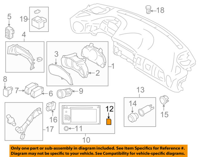 2014 Subaru BRZ Impreza WRX Navigation SD Card Memory Map US Canada ...