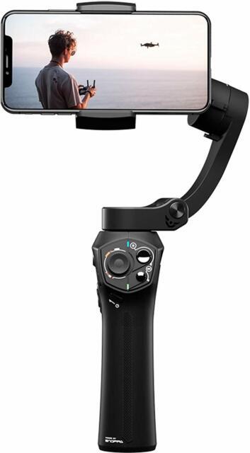 NEW LISTINGSnoppa Atom - A Pocket Sized 3-axis Smartphone Foldable Gimbal