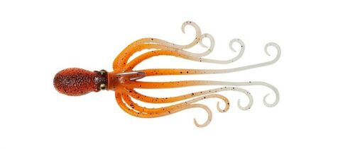 Savage Gear Salt 3D Octopus All Sizes Full Range Predator Pike Fishing Lures