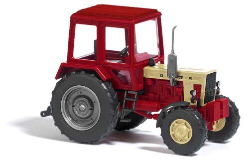 versión de exportación Busch h0 51302 Belarús mts 82 modelo de coche 1:87