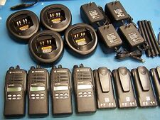 4 Motorola HT1250 VHF 136-174MHz 128 Channel Mint Tested