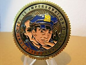 NYPD-Police-Impersonation-Investigation-Unit-Brooklyn-Queen-Challenge-Coin-536B