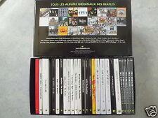 L'INTÉGRAL DES BEATLES EN COFFRET INTROUVABLE CD ET DVD REMASTÉRISÉS.(25 ALBUMS)