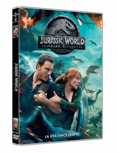 Jurassic World Dvd Kaufen