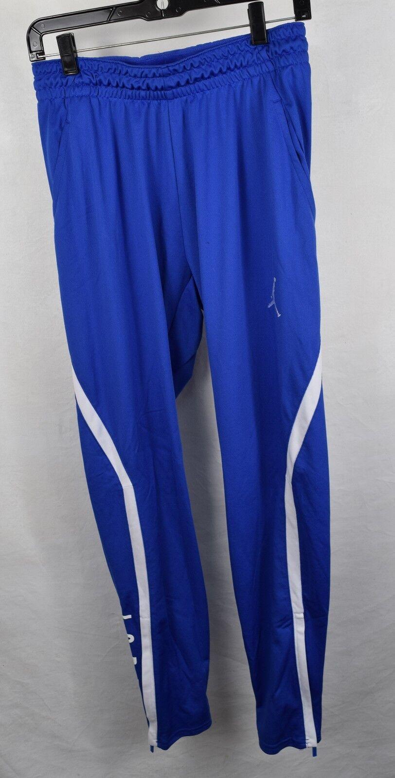 Jordan 889711-480 Mens 23 Alpha Dry Pants Fit Athletic Training Sports bluee M