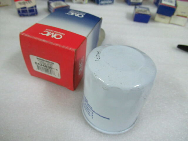 Evinrude and Johnson OEM Oil Filter Part # 434839