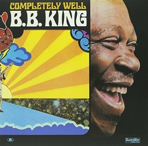 1 of 1 - B. King B. - Completely Well [New Vinyl] Germany - Import