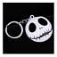 Large-Nightmare-Before-Christmas-Jack-Skeleton-Head-Key-Ring-Key-Chain-Halloween thumbnail 1