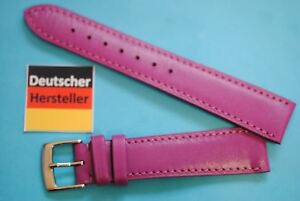 Watch-Band-18mm-Violet-Calfskin-Kaufmann-Made-in-Germany